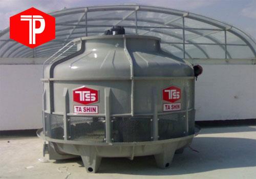 Tháp Giải Nhiệt Tròn TASHIN TSH-600~1000 Phân Phối Chính Hãng Công Ty Trường Phát VINA