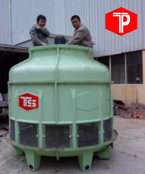 Tháp Giải Nhiệt Vuông TASHIN TSF 80RT Phân Phối Chính Hãng Công Ty Trường Phát VINA